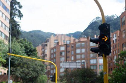 Semáforo Bogotá