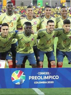 Ricardo Orrego y Selección Colombia