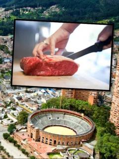 Carne en Bogotá