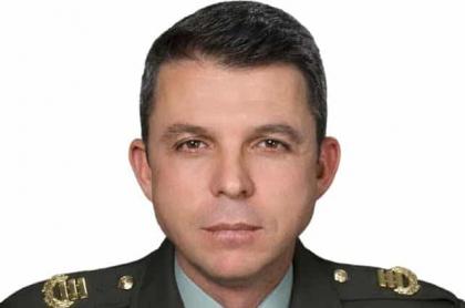 General Juan Carlos Buitrago, exdirector de la Policía Fiscal y Aduanera