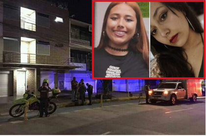 Asesinato de Angie Paola Cruz Ariza y Manuela Betancourt Vélez, en apartamento de Bucaramanga