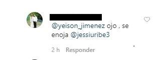 Captura Instagram Paola Jara