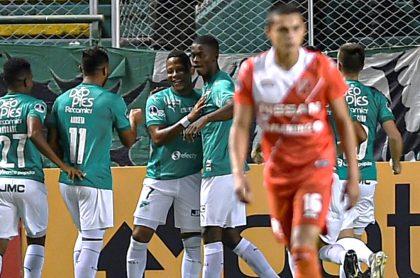 Cali vs. River Plate de Paraguay