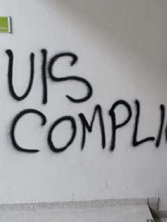 Mensajes de estudiantes en la UIS