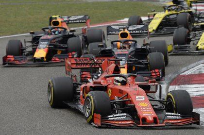Gran Premio de China de Fórmual 1