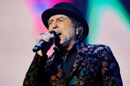 Joaquín Sabina, cantante.