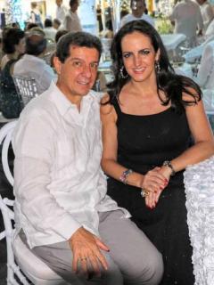 José Félix Lafaurie y María Fernanda Cabal
