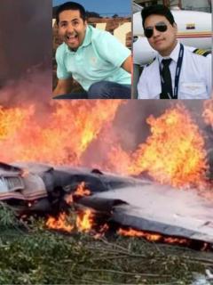 Víctimas del accidente aéreo cerca de aeropuerto de Guaymaral