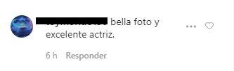 Instagram Andrea Guzmán.