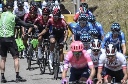 Pelotón Tour Clombia