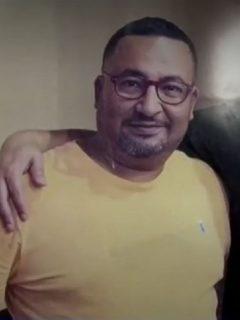 Hombre desaparecido en Cali