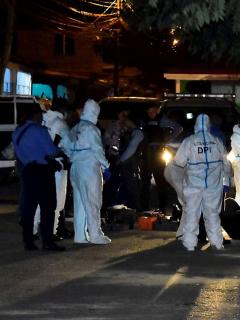 Policías asesinados Honduras