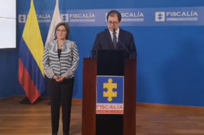 Martha Mancera y Franciso Barbosa