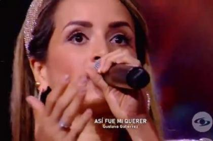 Margarita Doria en 'A otro nivel'.