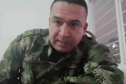 teniente coronel Álvaro Amórtegui Gallego