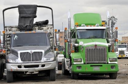 Camiones Bogotá
