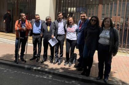 Comité 'Contra paro'