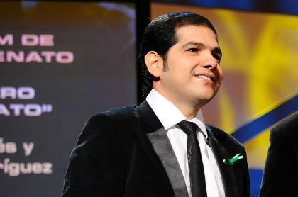 Peter Manjarrés, cantante.