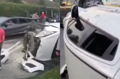 Accidenten en Pereira