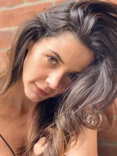 'Maleja' Restrepo, actriz.