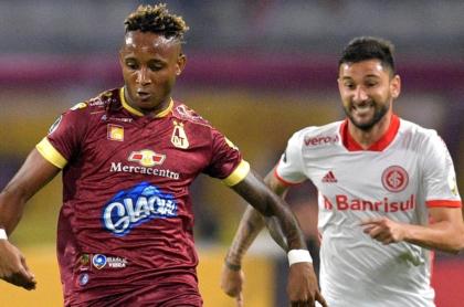 Tolima vs. Internacional de Porto Alegre