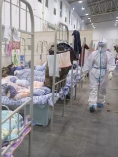 OMS alerta sobre ritmo preocupante con que el coronavirus se expande fuera de China