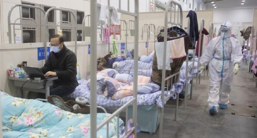 Coronavirus en Wuhan China