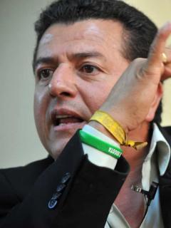 El 'ejército' que alistaría Hugo Ospina para bloquear Bogotá ante el regreso de Uber