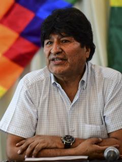 Frustran intento de Evo Morales para volver a la escena política en Bolivia