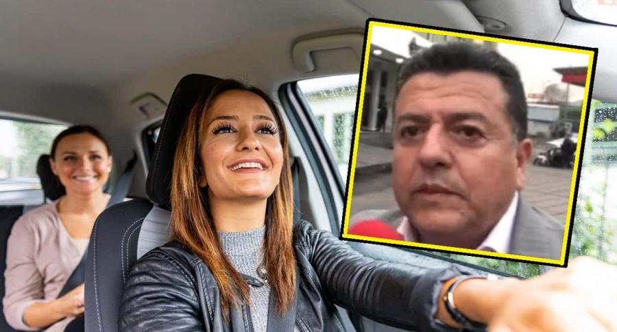 Uber para mujeres y Hugo Ospina