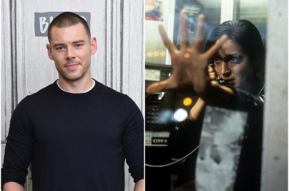 Brian J. Smith / Carrie-Anne Moss