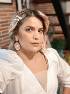 [Video] Adriana Lucía armó parrandón carnavalero en un avión rumbo a Barranquilla