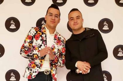 Yeison Jiménez y Rafael Muñoz.