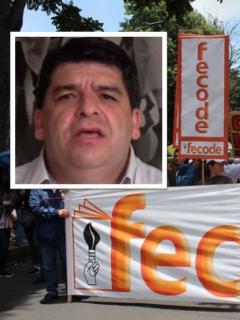 """Fecode anuncia acciones legales contra Carlos A. Vélez por """"su discurso de odio"""""""