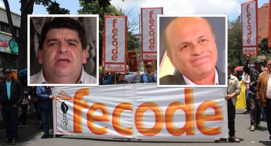 Fecode y Carlos A. Vélez.