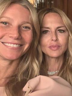 ¡Prohibido el maquillaje! La regla de Gwyneth Paltrow en su fiesta; ¿por qué?
