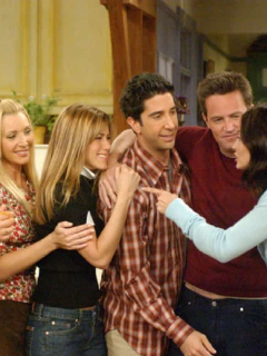 [Foto] Elenco de 'Friends' sorprende a sus fanáticos confirmando que habrá un capítulo más