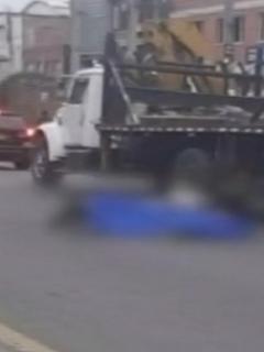 Accidente en Bogotá.