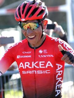 Nairo anuncia participación en 2 de las carreras más grandes del primer semestre