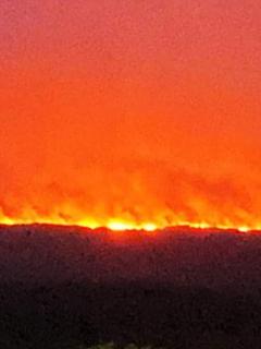 2 versiones diferentes a la del Gobierno sobre responsables de incendio en La Macarena