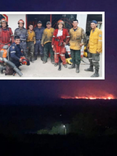 Apagado incendio en La Macarena y Caño Cristales, anuncia gobernador del Meta