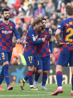 El Barcelona, en alerta máxima antes de viaje de Champions a Italia, por coronavirus