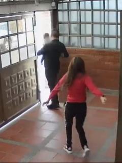 La W publica video de mánager de Yeison Jiménez cuando golpea a su exmujer