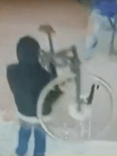 Ladrones de bicicletas de la 93
