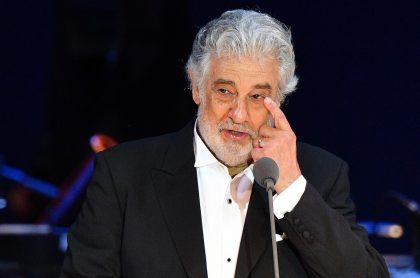 Plácido Domingo, tenor.