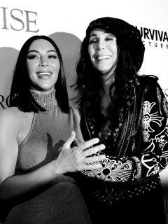 Kim Kardashian / Cher
