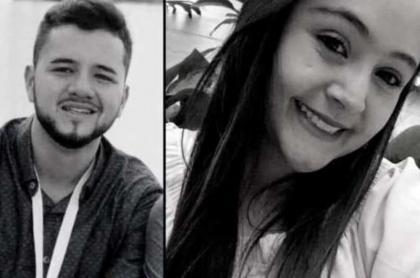 José Antonio Parada y Ximena Quijano