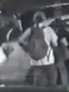 Video muestra cuando colombianos suben al Uber, antes de ser asesinados en México
