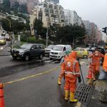 Alcantarillado en Bogotá