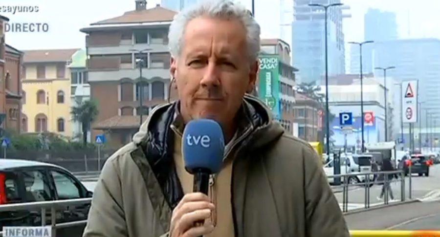 Lorenzo Milá RTVE